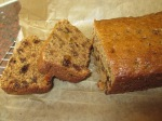 Mixed fruit tea loaf